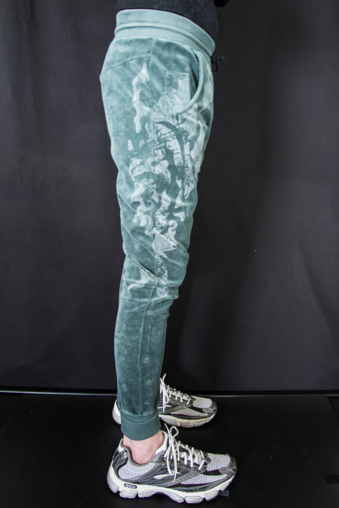 Pants Prototype designed by Meidea for Intelligence Knits Jeanologia's collection