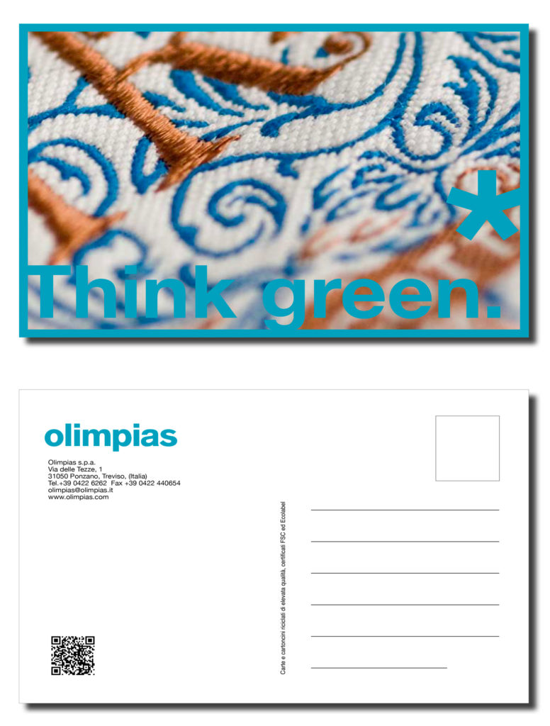 Advertising and Communication by Meidea for Olimpias spring summer 2014