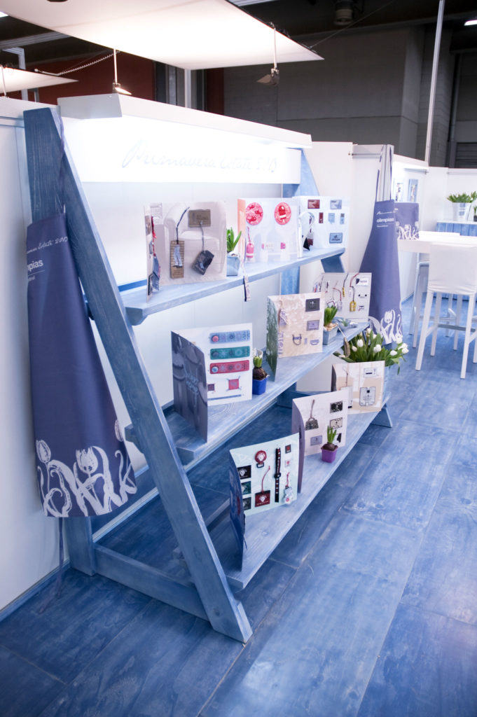Stand by Meidea for Olimpias Spring Summer 2013