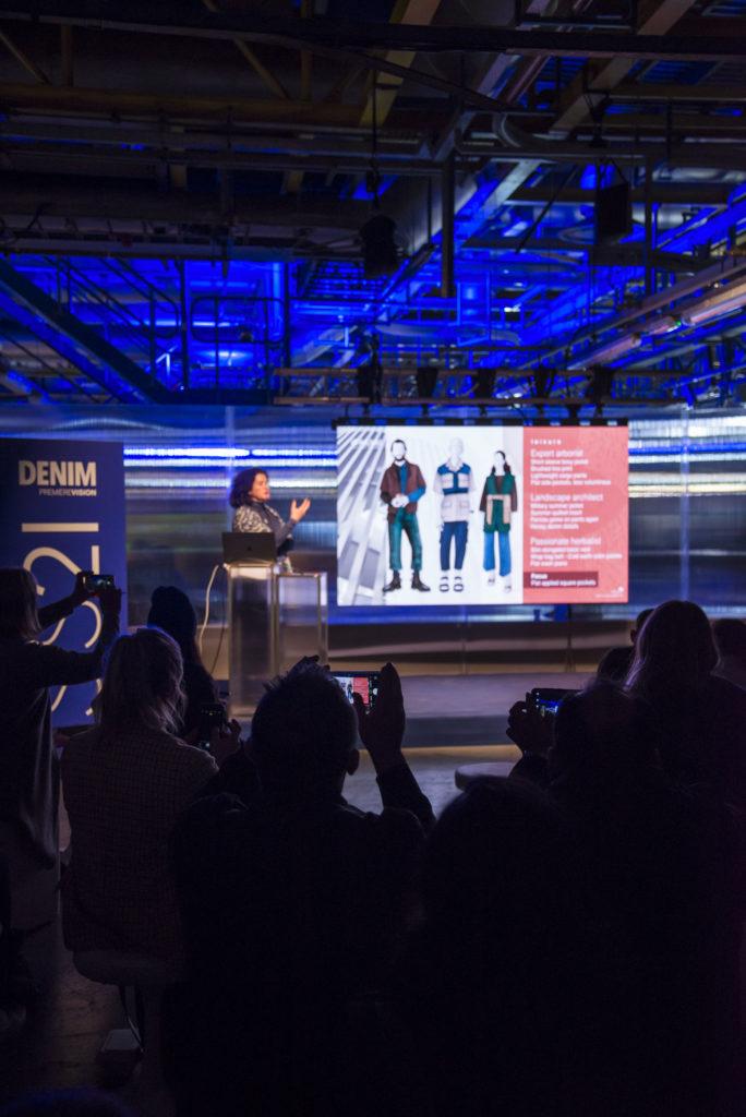 Dres-set ss21 presentazione a Denim Première Vision