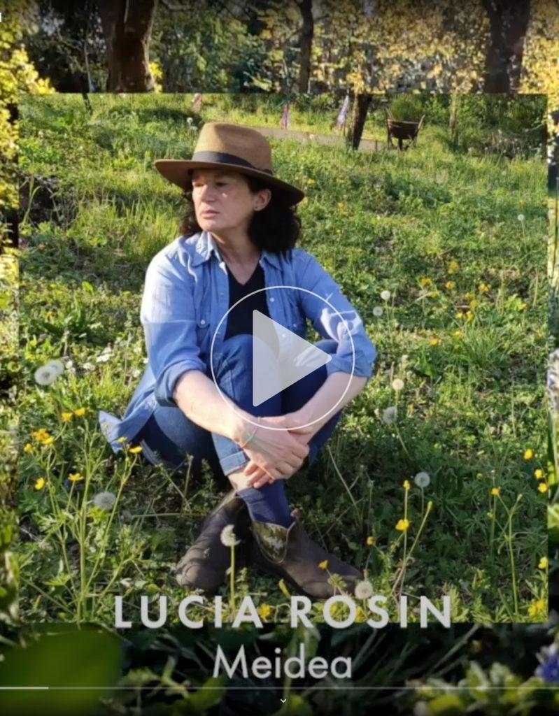 Headspace intervista a Lucia Rosin per Carved in Blue maggio2020