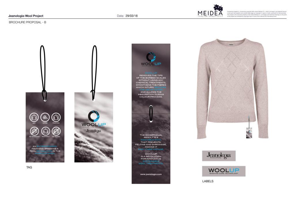 WoolUp accessori: lavaggio lana senza acqua e cloro