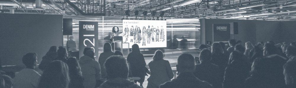 Trend seminar for Denim Première Vision